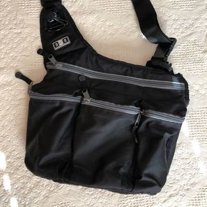 Other - Diaper Dude Messenger Diaper Bag for Dads